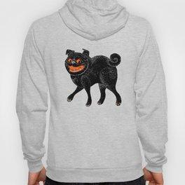Scratch Pug Hoody
