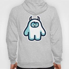 Kawaii Cute Abominable Snowman Yeti Hoody