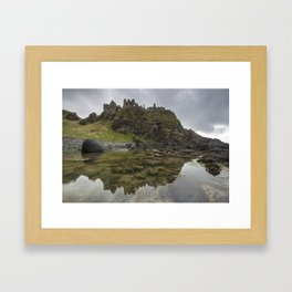 Dunluce Castle Framed Art Print