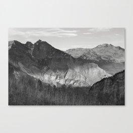 FrenchMountain Canvas Print