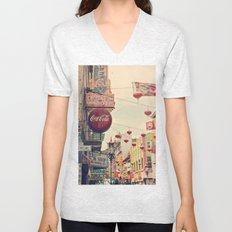 Chinatown (San Francisco) Unisex V-Neck