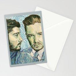 Ziam /Van Gogh inspired/ Stationery Cards