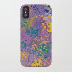meadow 2 iPhone X Slim Case