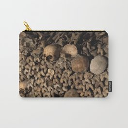 We Are All the Same in the End Carry-All Pouch