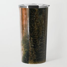 The Forest Path Travel Mug