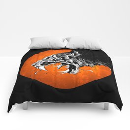 Crazy Tiger Comforters