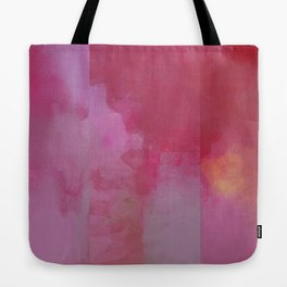 Deconstructed Sunrise Tote Bag