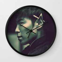 Elf T.O.P. Wall Clock