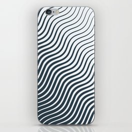 Waves - Lines iPhone Skin