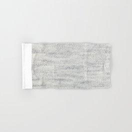 Gray Wool Hand & Bath Towel