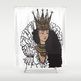 I'm Jade Royal Shower Curtain