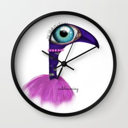 Schnablette Wall Clock