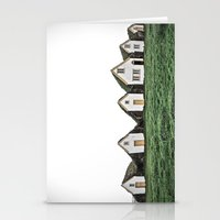 home sweet home Stationery Cards featuring home by LOPP