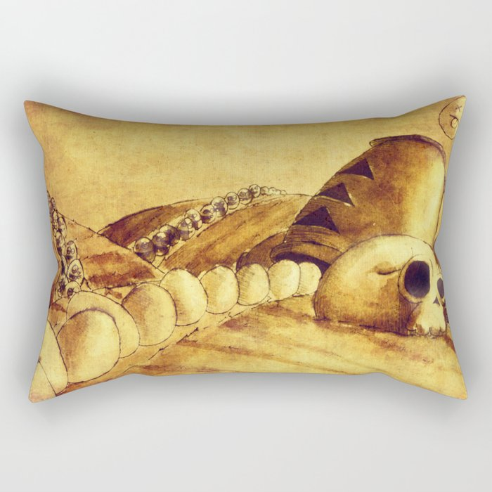 Cannuovi Rectangular Pillow