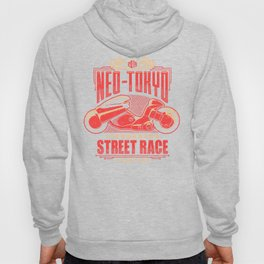 Neo-Tokyo Street Race Champion Hoody