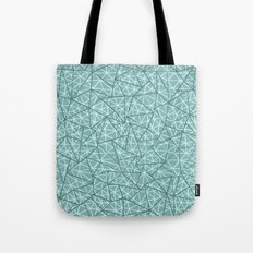 Ab Out Shatter Blend Tote Bag