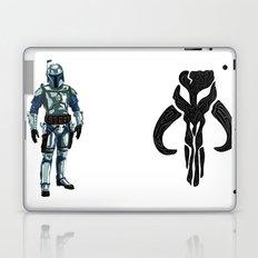 Jango Fett Laptop & iPad Skin