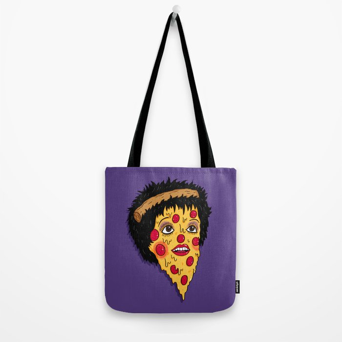Pizza Minnelli Tote Bag