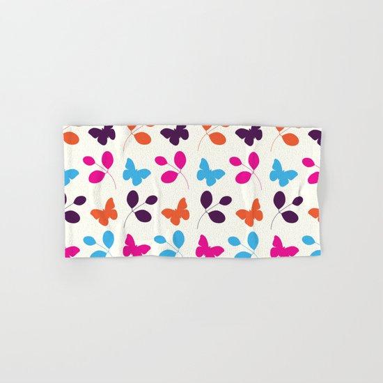 Butterflies #2 Hand & Bath Towel