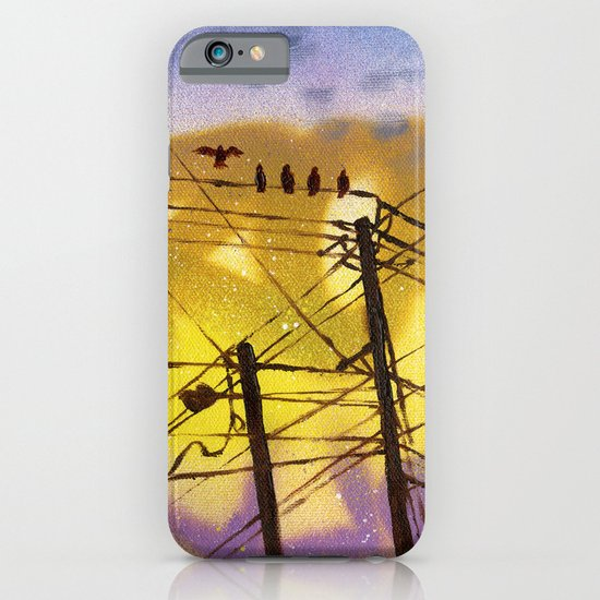 High Wire Act iPhone & iPod Case