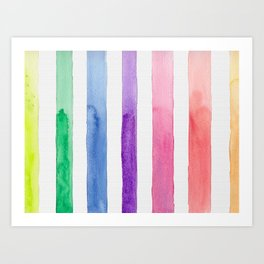 Spectrum 2013 Art Print