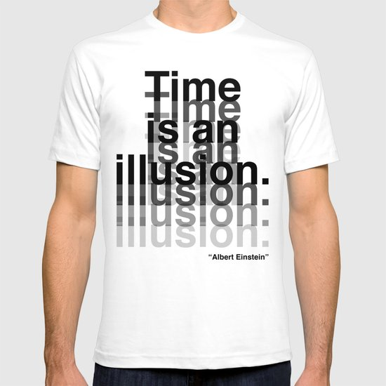 Illusion (Albert Einstein)  T-shirt