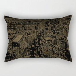 Old Shanghai Rectangular Pillow