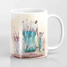 Kathy's Paintbrushes Coffee Mug