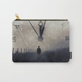 Running out of time ... Carry-All Pouch