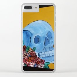 Death of a Dream Clear iPhone Case