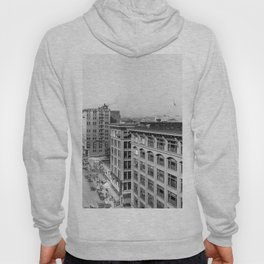 Panoramic view of Los Angeles 1917 Hoody