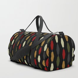 Colima - Black Duffle Bag