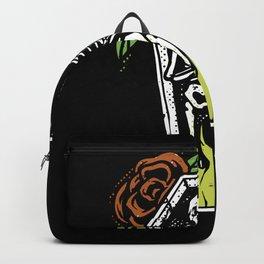 dead body Backpack