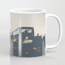 the night bus ...  Coffee Mug