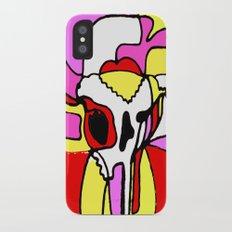 s k u l l i s h  iPhone X Slim Case
