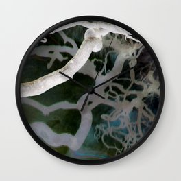 Inverted Art - Reflections Wall Clock