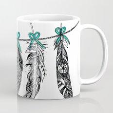 Feather Bunting 2 Mug