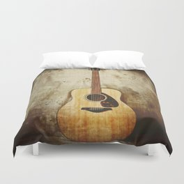 Dreams Are Written Here Duvet Cover