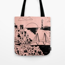 Holy City Heights Tote Bag