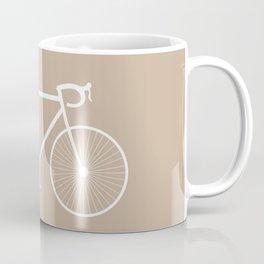 Chapeau velo - sand Coffee Mug