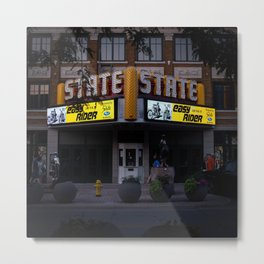State Theatre, Sioux Falls Metal Print