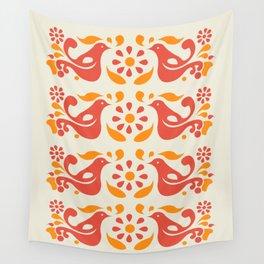 Friendship Pattern Wall Tapestry