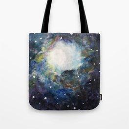 Birth of A STAR Tote Bag