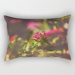 PINK PENTAS Rectangular Pillow