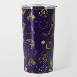 Magic symbols Travel Mug