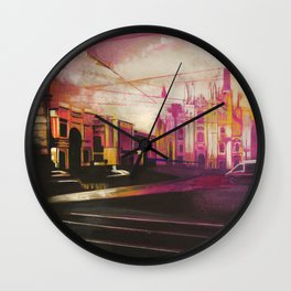 Cosa c'èra prima / What was there before Wall Clock