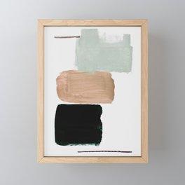minimalism 15 Framed Mini Art Print