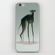 Demon Dog iPhone & iPod Skin