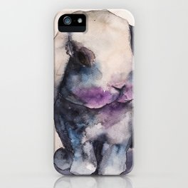 BUNNY #4 iPhone Case