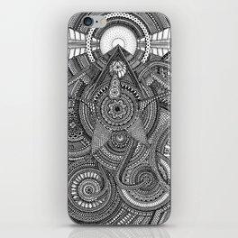 Tiny Geometries iPhone Skin